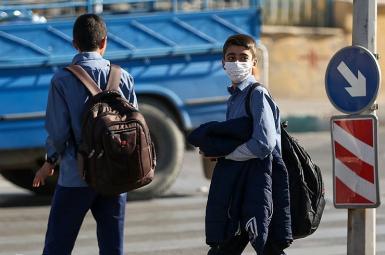 تعطیلی مدارس تهران به علت آلودگی هوا