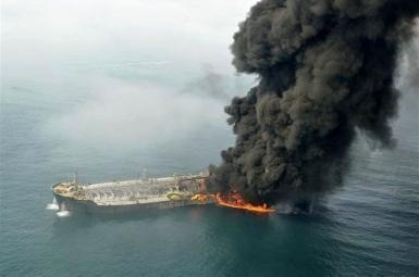 تانکر نفتی ایرانی