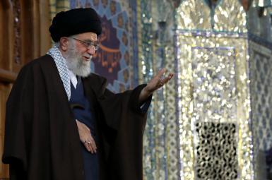 آیتالله خامنهای، نوروز ۹۷ در مشهد