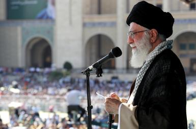 سخنرانی در نماز عید فطر