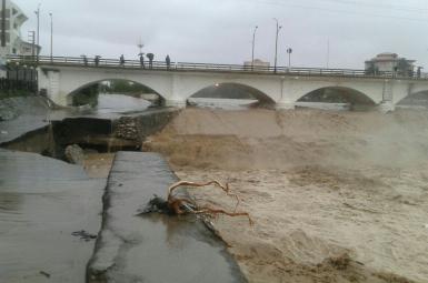 باران سیلآسا در مهرماه ۹۷ (استان مازندران)