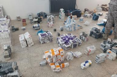 دارو و تجهیزات پزشکی قاچاق