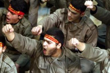 سپاه در سوریه