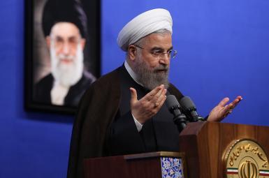 حسن روحانی در دیدار با فعالان اقتصادی