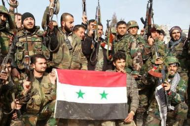 ارتش دولتی سوریه
