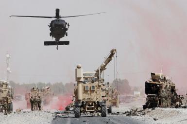 حمله انتحاری به خودروی گشت ناتو در افغانستان