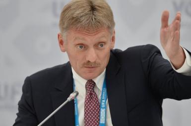 دیمیتری پسکوف، سخنگوی کاخ کرملین