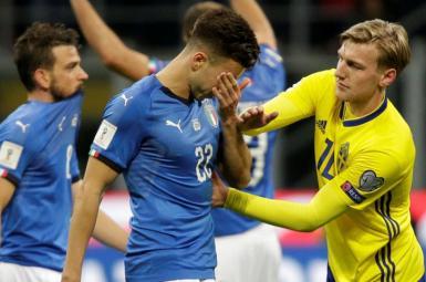 ایتالیا – سوئد