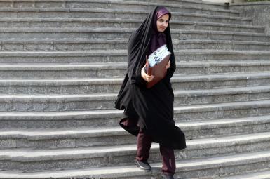 لعیا جنیدی، معاون حقوقی حسن روحانی