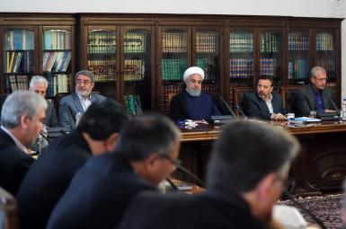حسن روحانی در دیدار با جامعهشناسان و محققان علوم اجتماعی