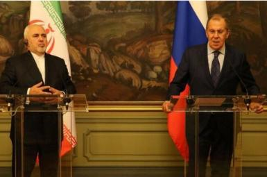Iranian and Russian foreign ministers in Moscow. January 26, 2021