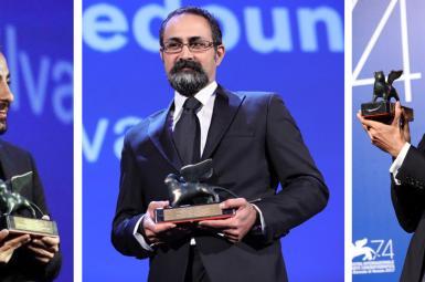 درخشش نمایندگان سینمای ایران در جشنوارهی فیلم ونیز