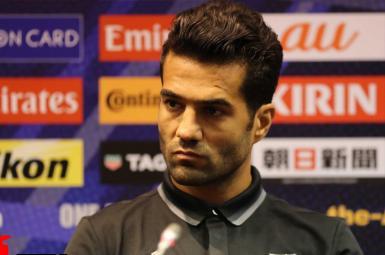 مسعود شجاعی، کاپیتان سابق تیم ملی ایران