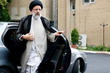 Iran's newly elected president Ebrahim Raisi. FILE
