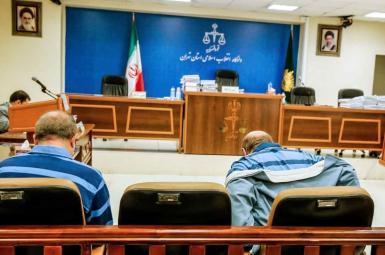 جلسه دادگاه