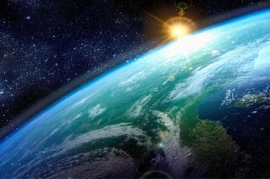 مدار زمین