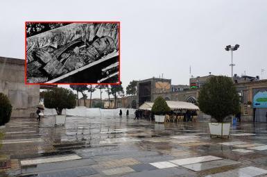 پیدا شدن یک جنازه مومیایی در اطراف آرامگاه عبدالعظیم حسنی