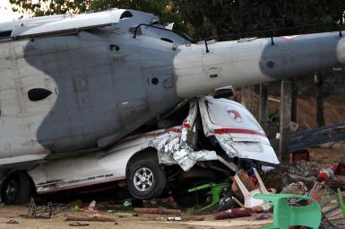 سقوط هلیکوپتر وزیر کشور مکزیک به کشتهشدن ۱۳ نفر انجامید