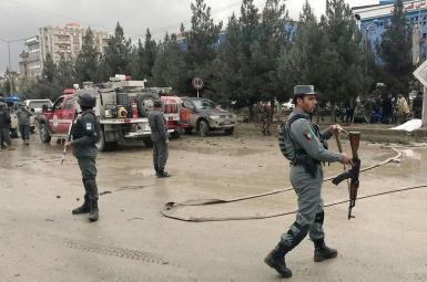 انفجار انتحاری در شمال کابل