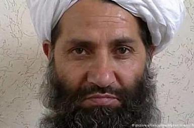 ملاهیبتالله آخوندزاده، رهبر طالبان