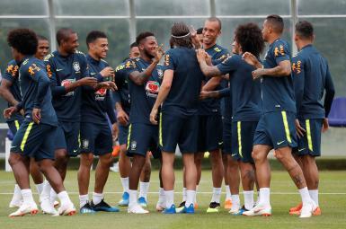 تیم ملی برزیل در جام جهانی ۲۰۱۸