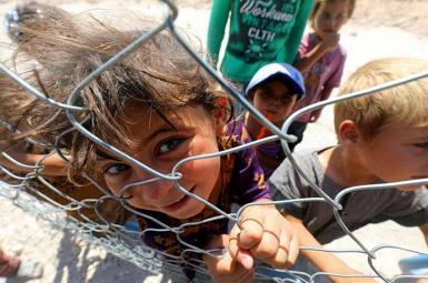 محاصرهشدگان رقهی