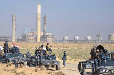 بازپسگیری شهرک «الرمانه» عراق از داعش