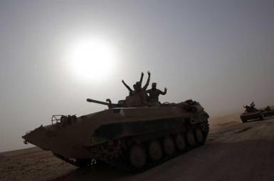 عملیات بازپسگیری صحرای صلاح الدین و موصل در عراق