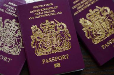 پاسپورت بریتانیا
