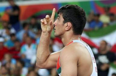 حسن یزدانی، قهرمان جهان و المپیک