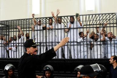 حکم هوداران مرسی