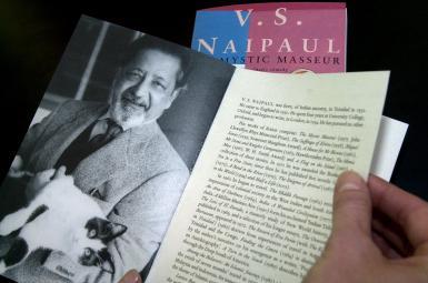 وی.اس. نایپل، برنده جایزه نوبل ادبیات، درگذشت