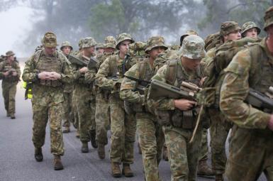 ارتش استرالیا