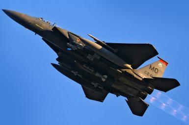 جنگنده نیروی هوایی آمریکا