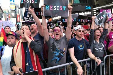 تصمیم ترامپ برای ممنوعیت حضور تراجنسیتیها در ارتش