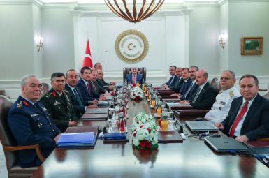 شورای عالی نظامی ترکیه