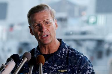 فرمانده نیروی دریایی آمریکا جوزف اوکون