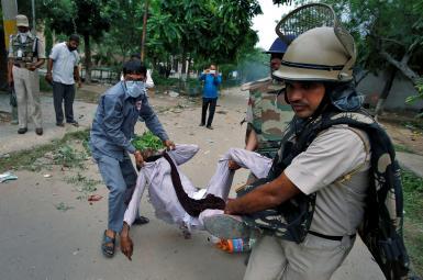 اعتراضات خشونتآمیز در شمال هند