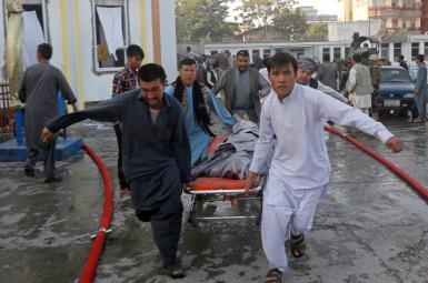 حملهی انتحاری به مسجد شیعیان در کابل، دستکم ۱۳ کشته برجای گذاشت