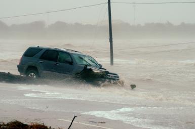 طوفان «هاروی» ایالت تگزاس آمریکا