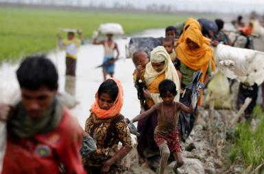 میانمار مانع رسیدن کمکهای سازمان ملل متحد به شهروندان روهینگیا شد