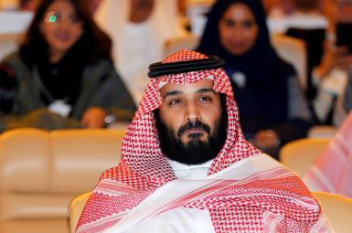 شاهزاده محمد بنسلمان، ولیعهد عربستان