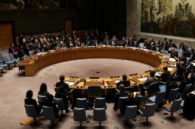 تشکیل جلسه اضطراری شورای امنیت