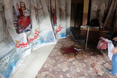 چندین کشته و زخمی در حمله به کلیسایی در قاهره