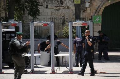 کشته شدن دو اردنی در سفارت اسرائیل، امان خواستار تحقیق شد