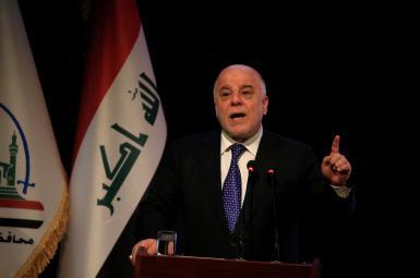 حیدر العبادی، نخستوزیر عراق