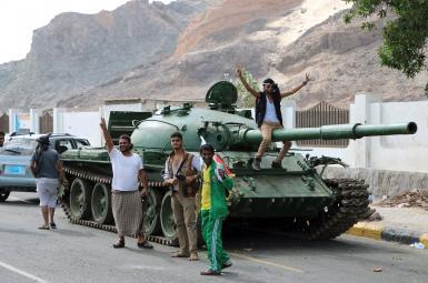 تصرف شهر بندری عدن به دست جداییطلبان جنوب یمن