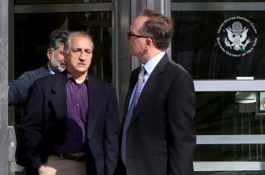 احمد شیخزاده، مشاور پیشین نمایندگی ایران در سازمان ملل
