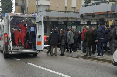 زخمیشدن شش پناهجو درپی تیراندازی در ایتالیا