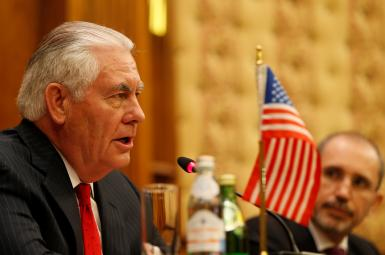رکس تیلرسون، وزیر امور خارجهی آمریکا